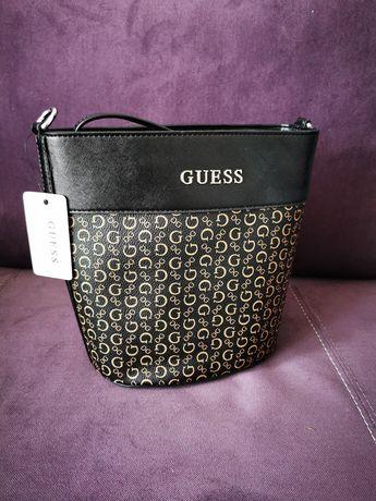 Ładna torebka damska marki Guess