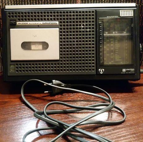 Radiomagnetofon Grundig MK2500