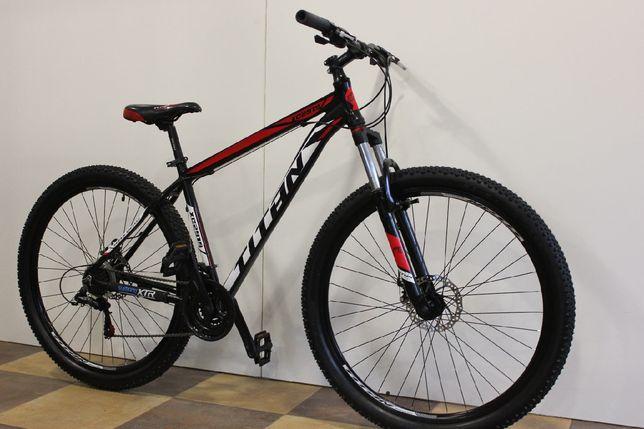 Алюминиевый велосипед найнер Titan XC 29