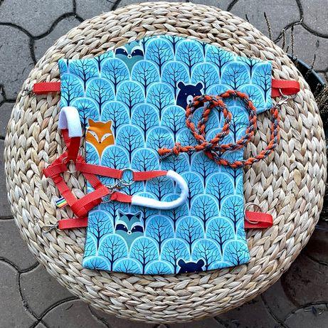 Hobby Horse / AKCESORIA - zestaw derka + kantar + uwiąz #6