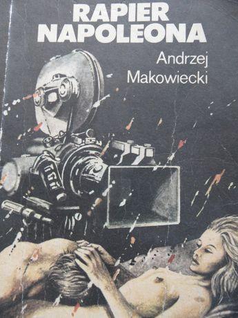 Rapier Napoleona Anrdzej Makowiecki