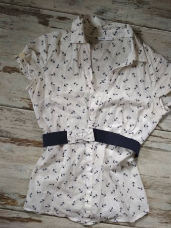 Летняя блузка Oodji