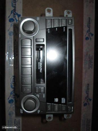 Rádio cd cassete 86201FE100 SUBARU / IMPREZA / 2005 / KENWOOD / GX-401EF2 /