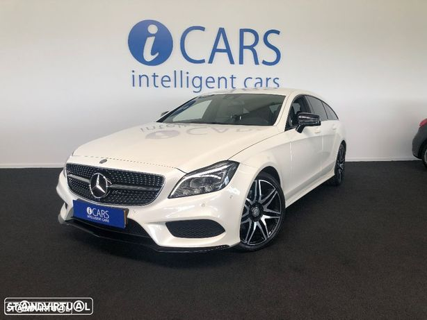 Mercedes-Benz CLS 250 AMG 9G-Tronic