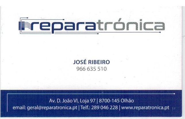 Reparações material Eletrónico - Olhão / Faro