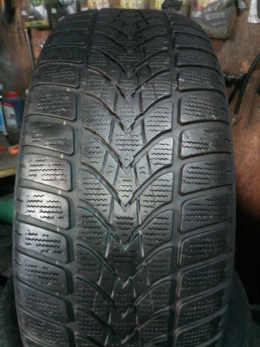 Продам комплект зимних шин/колес DUNLOP, 205/55 R16 Днепр - изображение 1