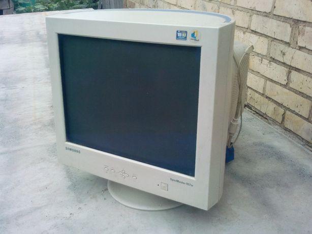 Продам старый монитор