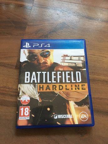 Gra Battlefield Hardline (PS4)