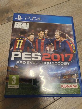 Gra PES 2017 Pro Evolution Soccer 2017 PS4
