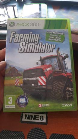 Farming Simulator PL Xbox 360 Symulator farmy