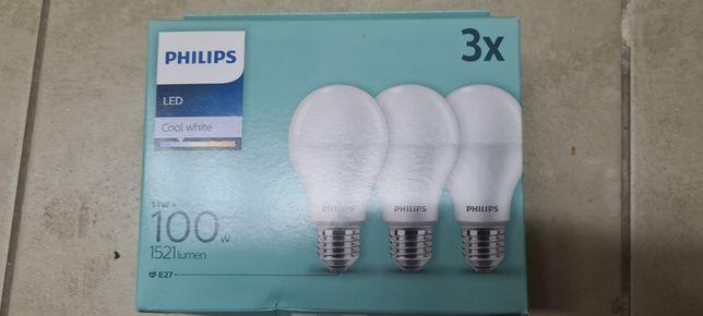 Żąrówki LED Philips 14W 15201 lumenów E27
