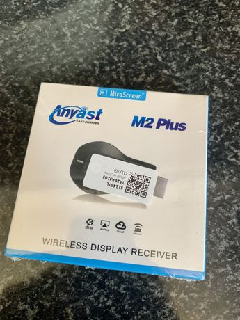 Anycast/chromecast wifi para tv