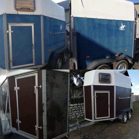 Naprawa, przebudowa, renowacja koniowozów | bukman | przyczep do koni