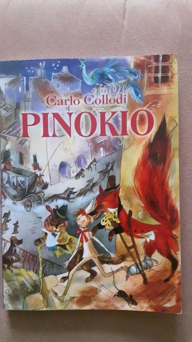 Pinokio lektura szkolna Katowice - image 1