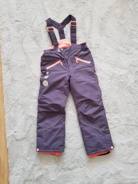 Spodnie narciarskie dziecięce rozmiar 128