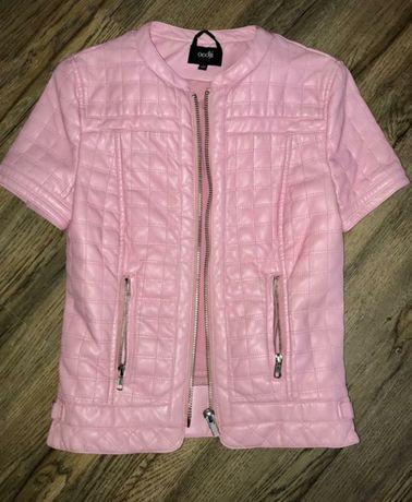 Очень стильная куртка косуха жилетка Oodji xc-s
