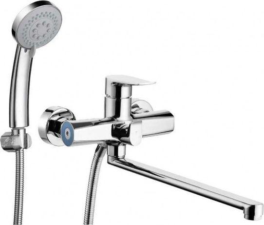 Смеситель для ванны ZEGOR (TROYA) FOB7-A134 Топ качество!