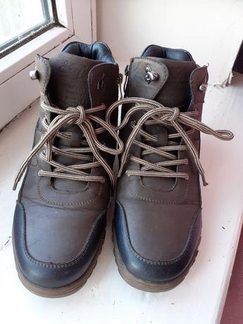 Зимние ботинки на мальчика 38р.
