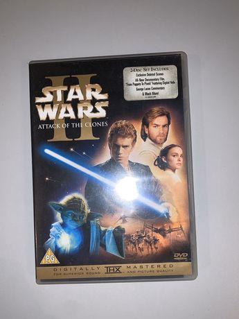 Star Wars: Atak klonów wydanie specjalne 2 DVD