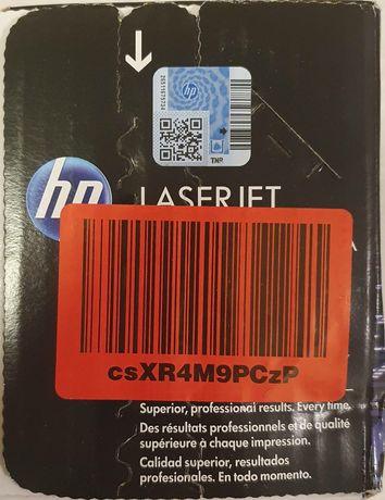 HP12A  картридж.