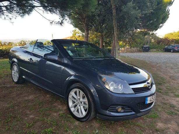 Opel Astra Cabriolet 1.6 twuintop