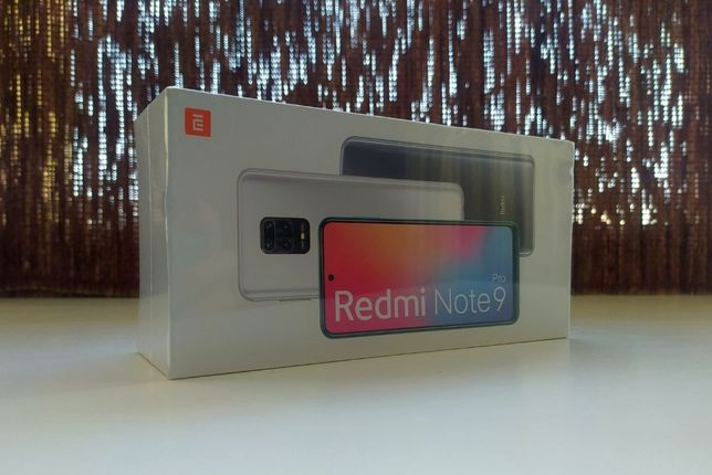 Xiaomi Redmi Note 9 Pro 6/64GB Interstellar Grey