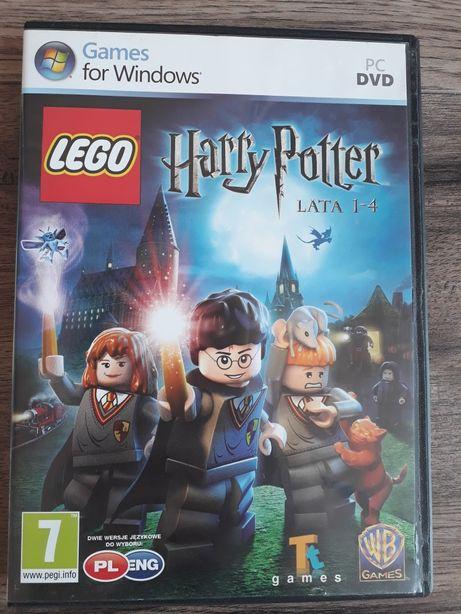 LEGO Harry Potter lata 1-4 gra PC gra komputerowa gra dla dzieci