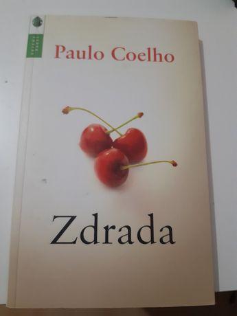 Książka Paulo Coelho Zdrada