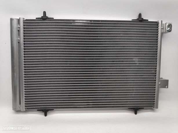 Radiador Ar Condicionado Ac Peugeot 508 I (8D_)