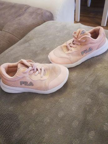 Adidasy różowe Fila 31
