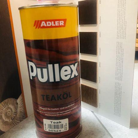 Adler Teakol масло для садовой мебели