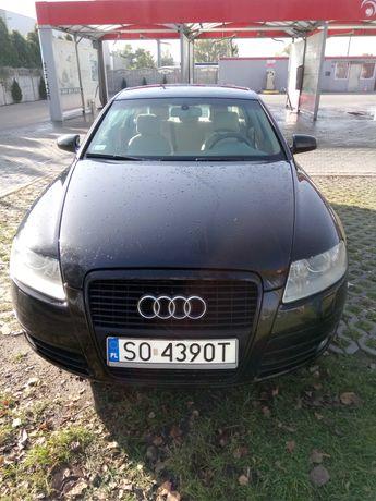 Audi A6 C6 Black line 2008r 2.7TDI