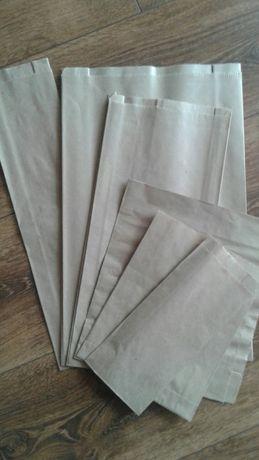 Крафт пакети, паперові пакети