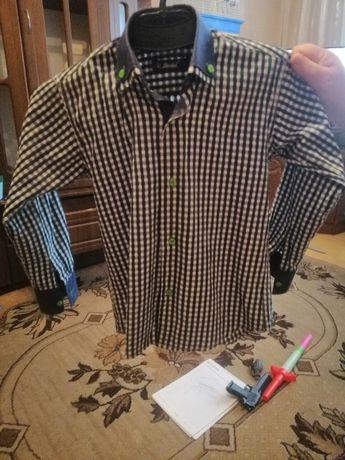 Сорочка для хлопчика 7-8 років