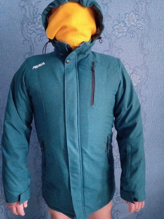 Куртка зима, непромокает.батал Затишье - изображение 1