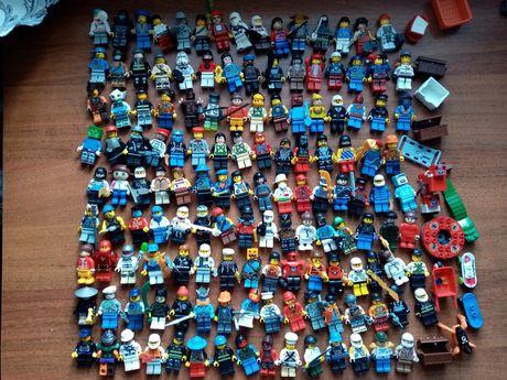 Лего конструктор фигурки человечки