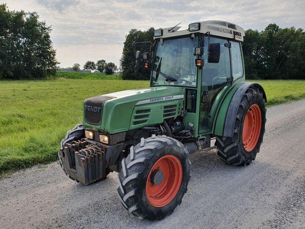 FENDT 208P sadownik sadowniczy chmiel 2003rok 4x4 80KM
