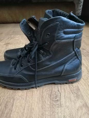 Ботинки-осень, зима.