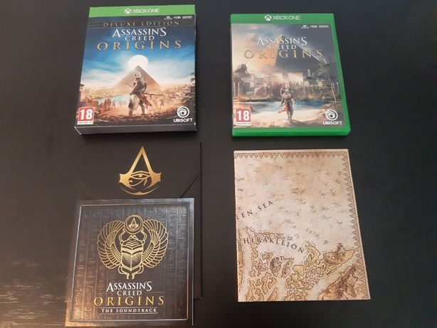 Xbox One - Assassins Creed Origins - Deluxe Edition