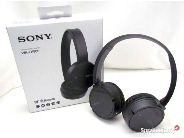 Słuchawki nauszne Sony whch500 Bluetooth
