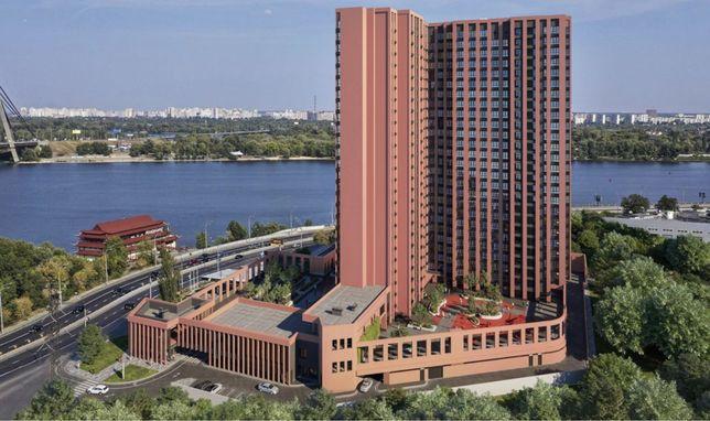 Продается супер видовая двухуровневая квартира 125 м2