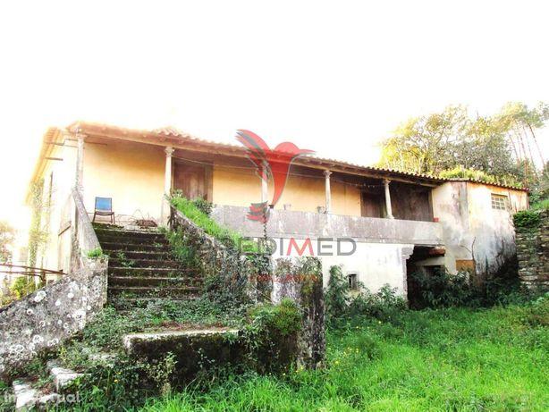Casa centenária em Vilar de Mouros, Caminha, Viana do Castelo