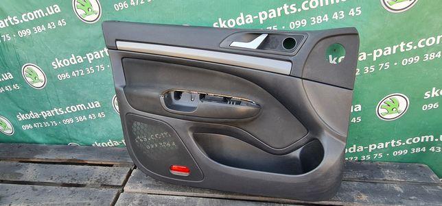 Карта дверей Skoda Octavia A5
