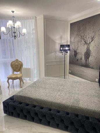 Стильная новая 3-х квартира в центре ЖК Замок Цветов. Жуковского