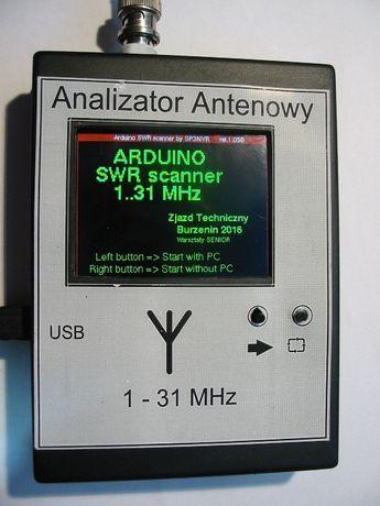 Analizator Antenowy