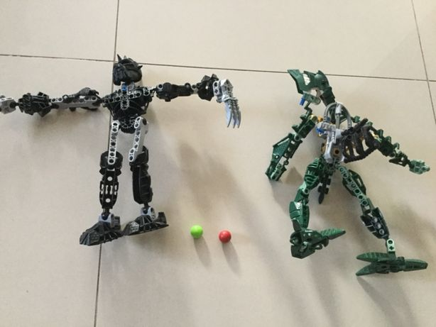 2 figuras Lego