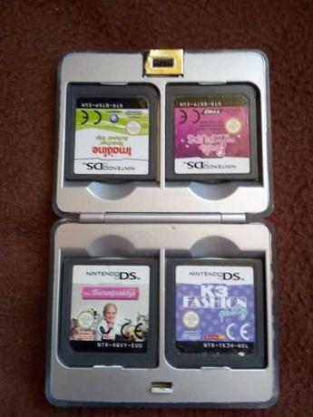 4 gry do Nintendo DS gratis mata do tanca