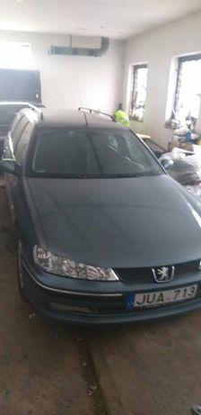 Продам Peugeot 406