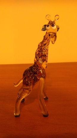Żyrafa szkło