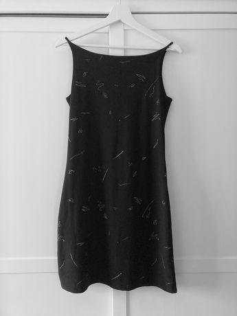"""""""Mała Czarna"""" sukienka PLUME L"""